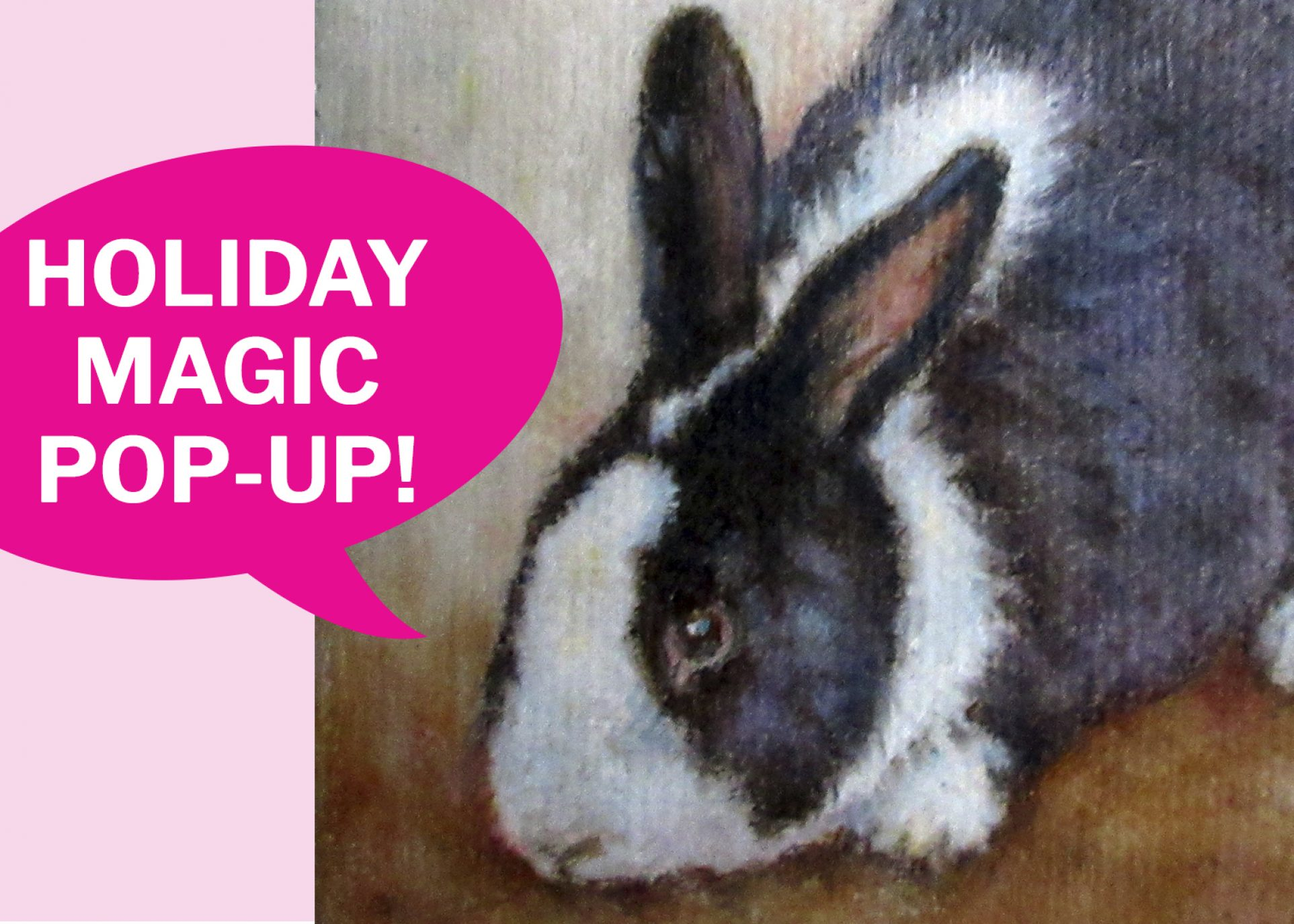 Holiday Magic Pop-Up.fEvents Page